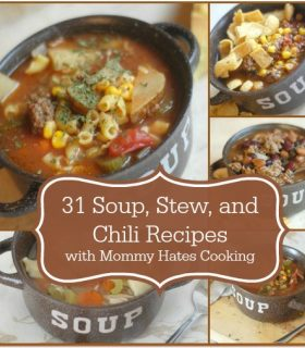 31 Soup, Stew, & Chili Recipes