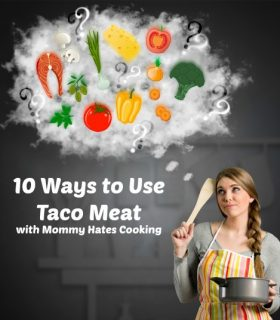 10 Ways to Use Taco Meat
