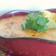 Spicy Broiled Bean Dip #VivaLaMorena #shop