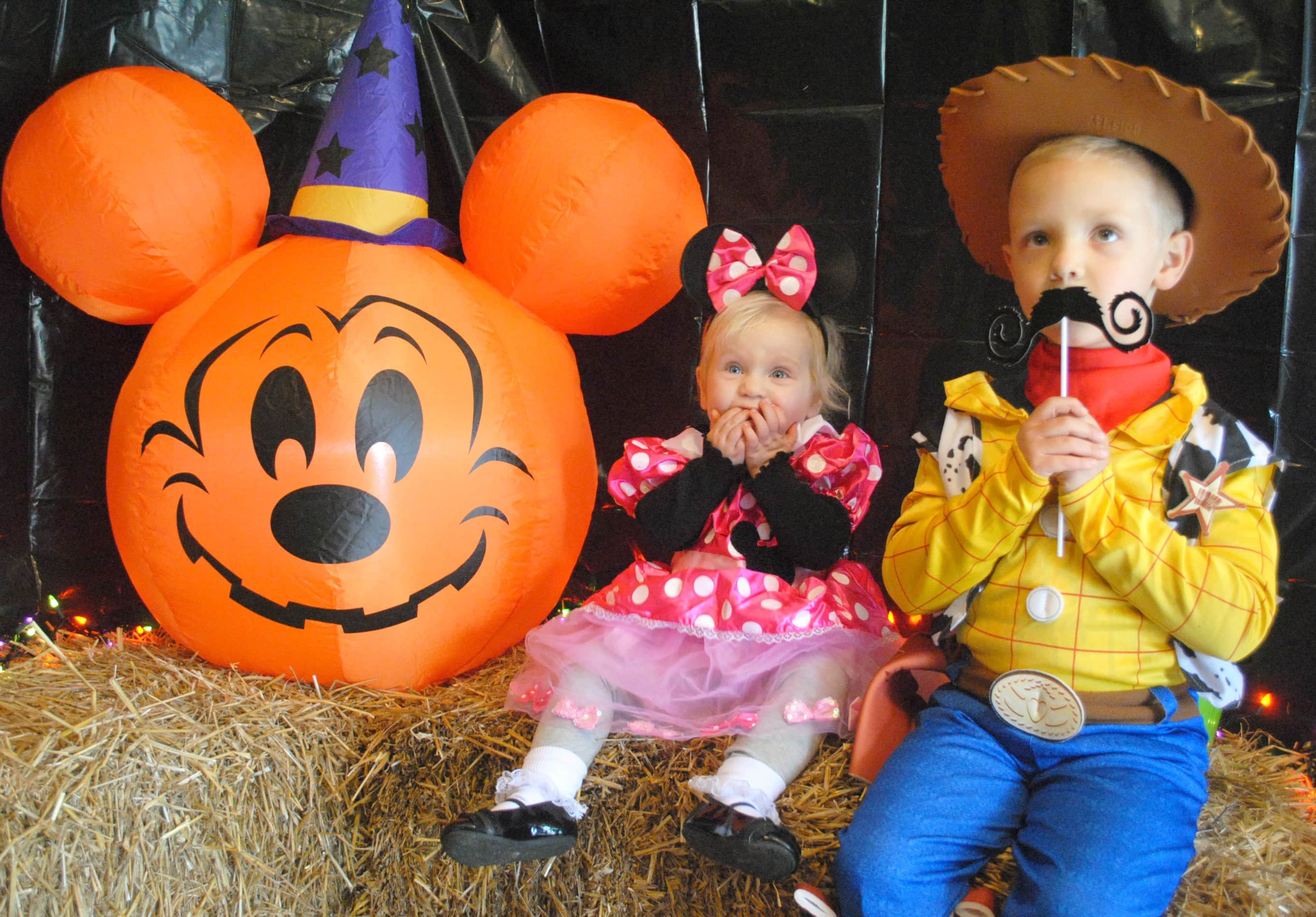 Disney Junior Halloween Party - Mommy Hates Cooking