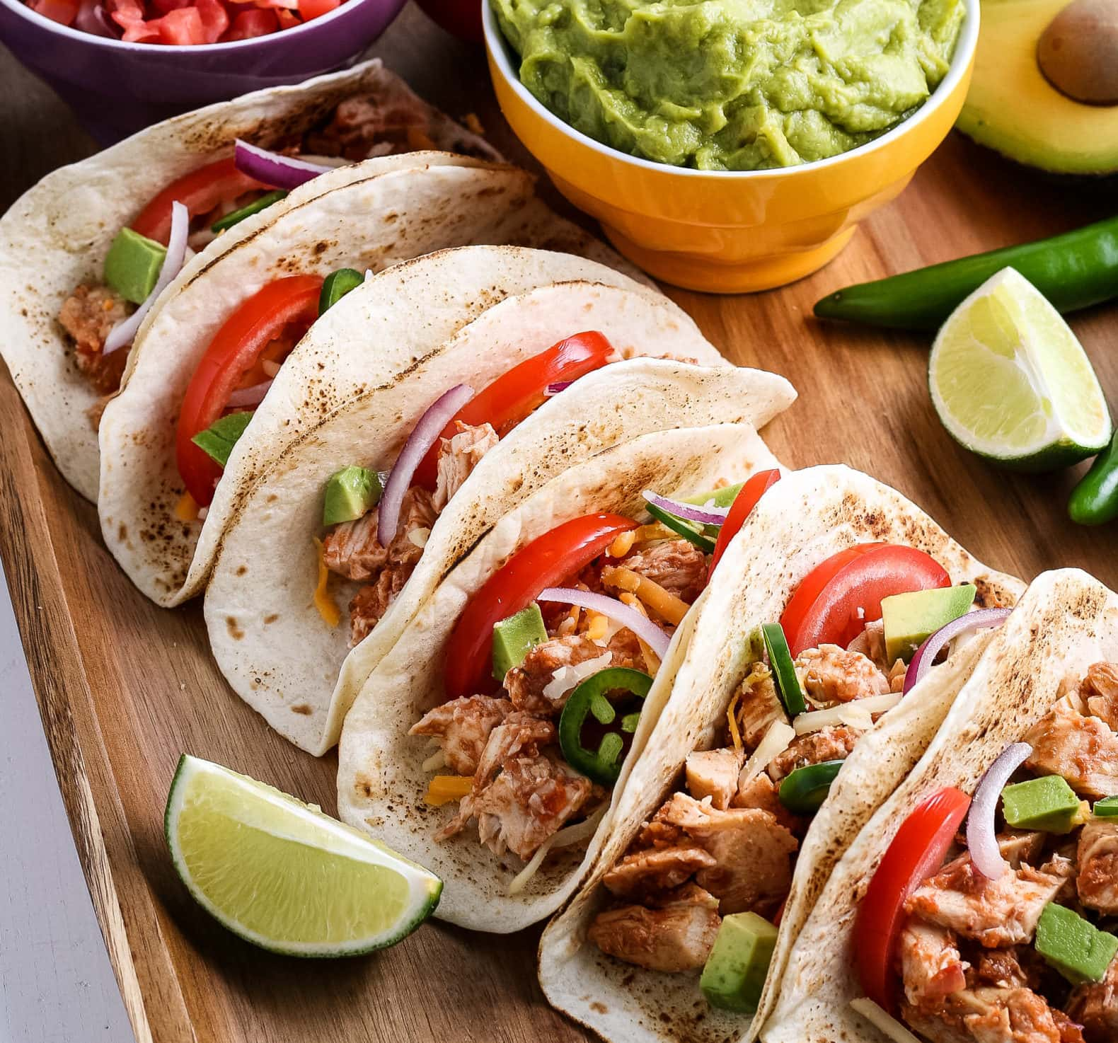 Ninja Foodi Chicken Tacos Crockpot Mommy Hates Cooking