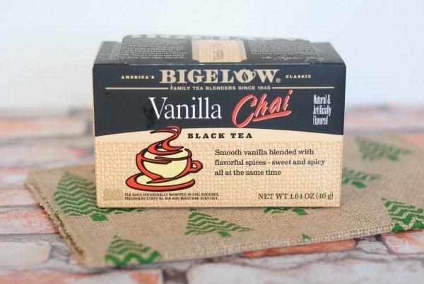 Vanilla Chai Tea Cookies #AmericasTea #Ad