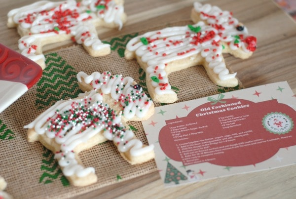 Old Fashioned Christmas Cookies I Mommy Hates Cooking