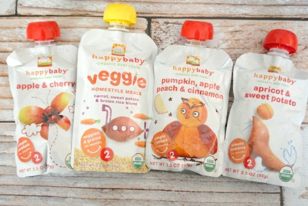 Holiday Eating for Toddlers with Happy Family