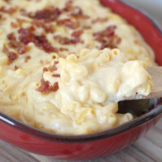 15 Minute Stovetop Macaroni & Cheese