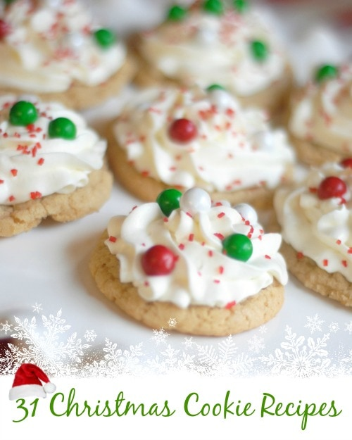 Christmas cookie recipes Channel 7 better homes and gardens recipes