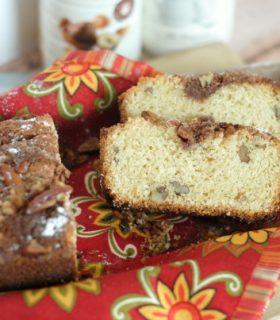 Pecan Hazelnut Bread