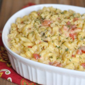 Mexi Macaroni & Cheese