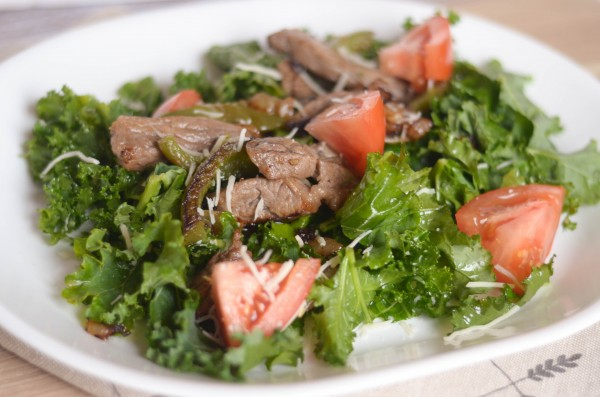 Steak & Kale Salad