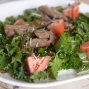 Steak & Kale Salad