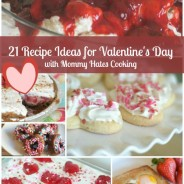 21 Recipe Ideas for Valentine's Day