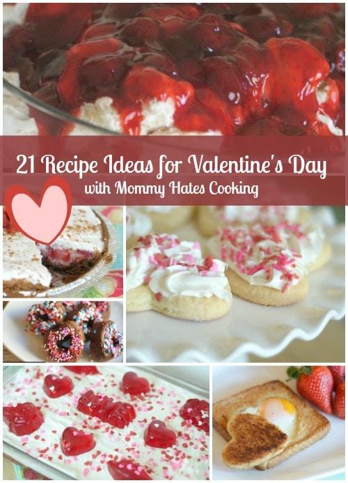 21 Recipe Ideas for Valentine's Day