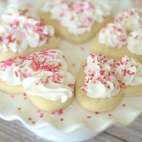 Heart Shaped Sugar Cookies I Mommy Hates Cooking