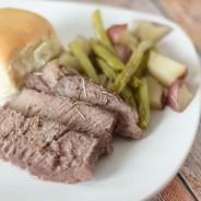 Rosemary Oven Pot Roast