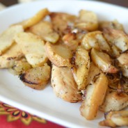 Baked Apple Chicken