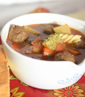 31 Soup, Stew, & Chili Recipes