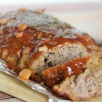Easy Tangy Meatloaf
