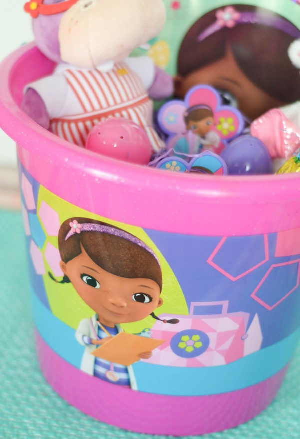 Easter with Doc McStuffins #DisneyEaster #ad