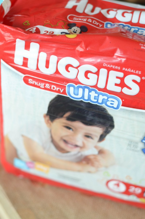 Toddler Life & Huggies® Snug & Dry Ultra Diapers #Sponsored