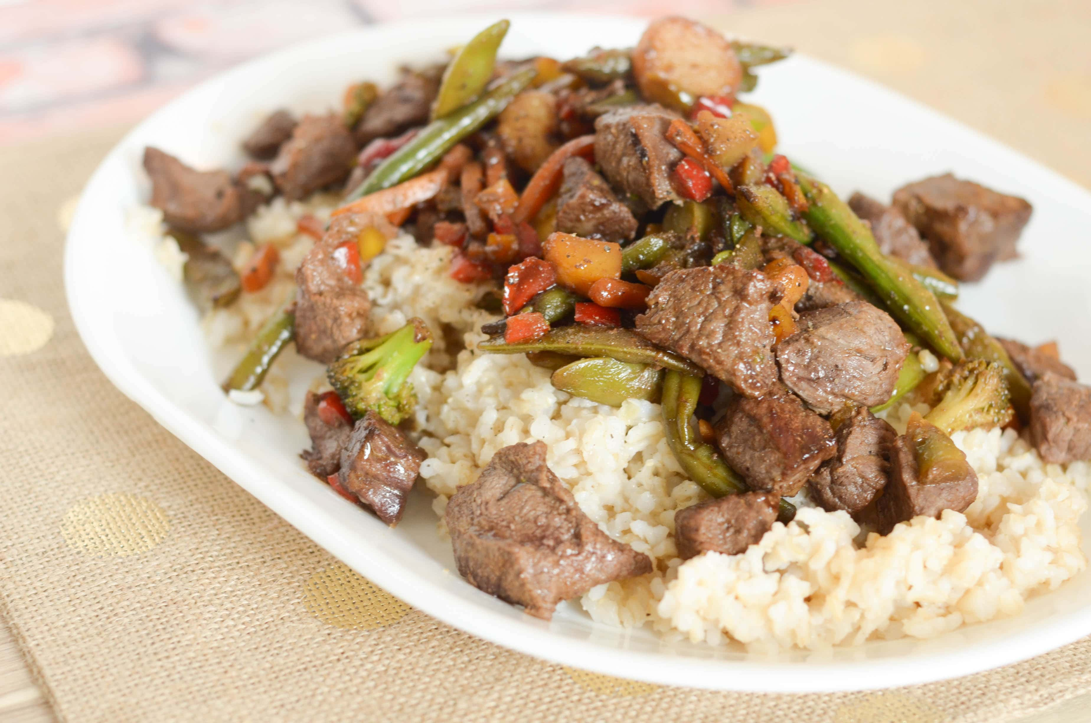 Simple Beef Stir Fry Mommy Hates Cooking