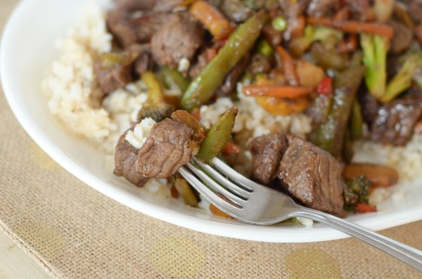 SImple Beef Stir Fry I Mommy Hates Cooking