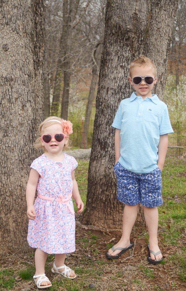 Springing into Spring with Carter's #SpringIntoCarters #IC #ad