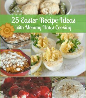 25 Easter Recipe Ideas
