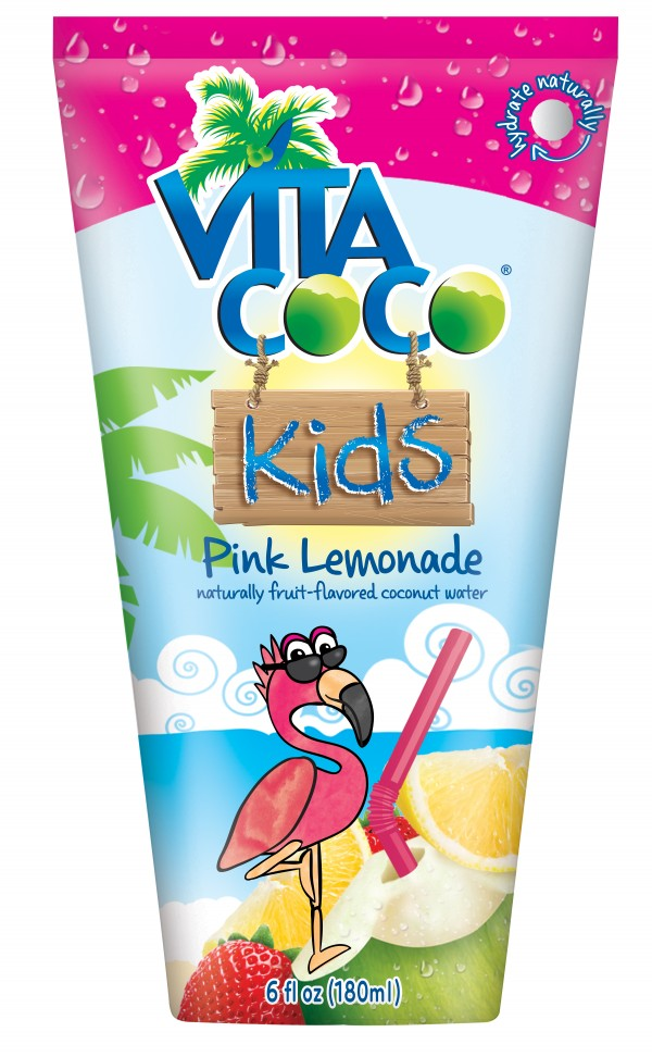Vita Coco Kids Giveaway with Mommy Hates Cooking