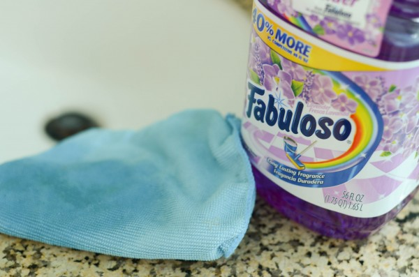 5 Tips to Cleaning in Minutes with Fabuloso® #MiFabuloso #ad