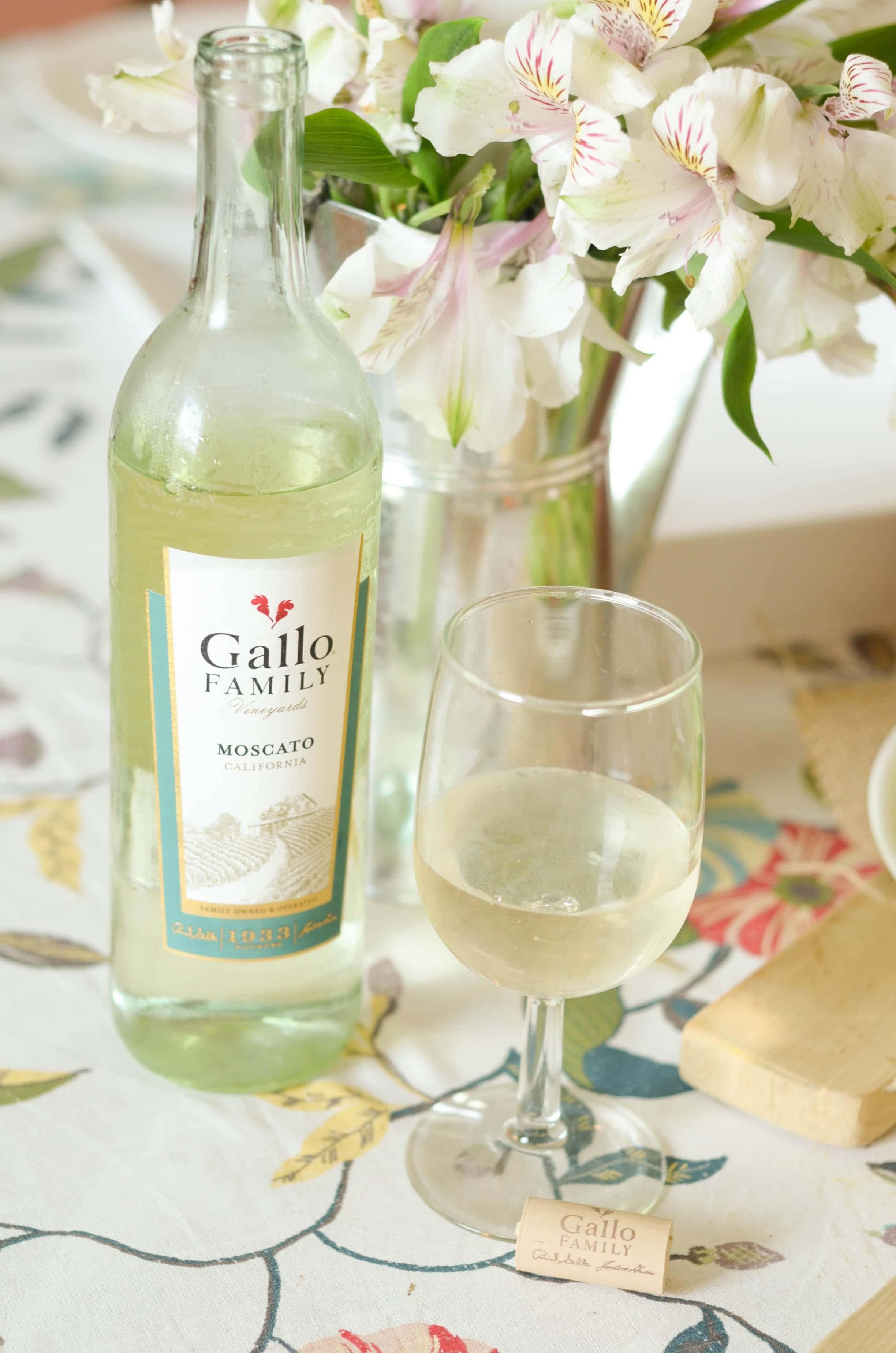 Gallo Gallo Wine Moscato