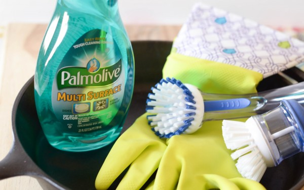 5 Ways to Remove Grease from Dishes #ad #PalmoliveMultiSurface
