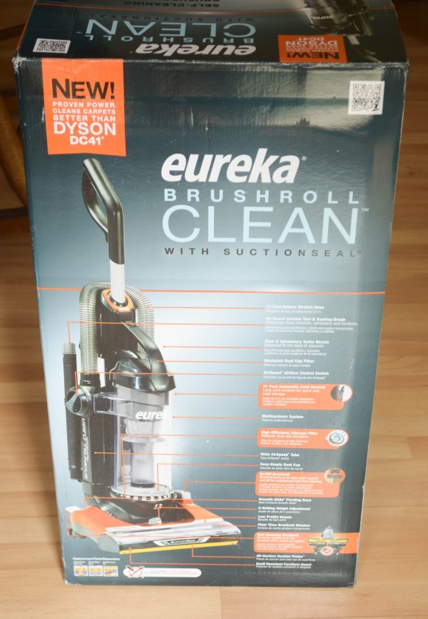 Cleaning Untangled with Eureka #CleaningUntangled #ad
