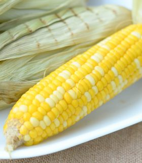 {Garden Fresh Fridays} Roasted Corn on the Cob