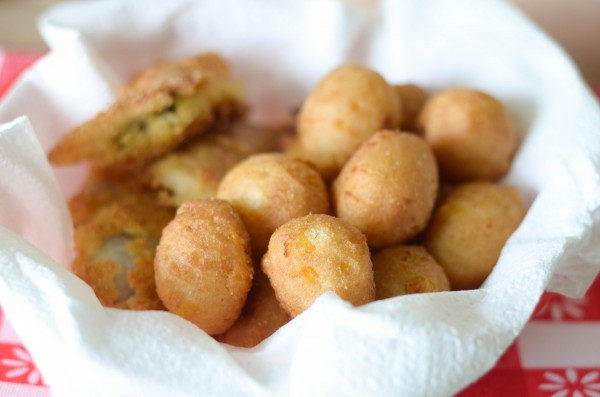 Catfish Nuggets with Savannah Classics Hush Puppies #GetPupped #ad