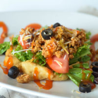 Gluten Free Indian Tacos