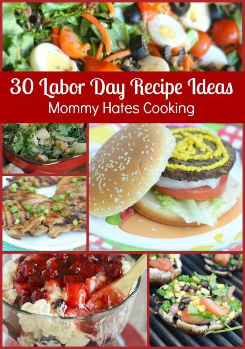 30 Labor Day Recipe Ideas