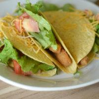 Chicken Fries Tacos