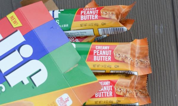 Summer Fun with Jif™ Bars Creamy Peanut Butter #TeamJif