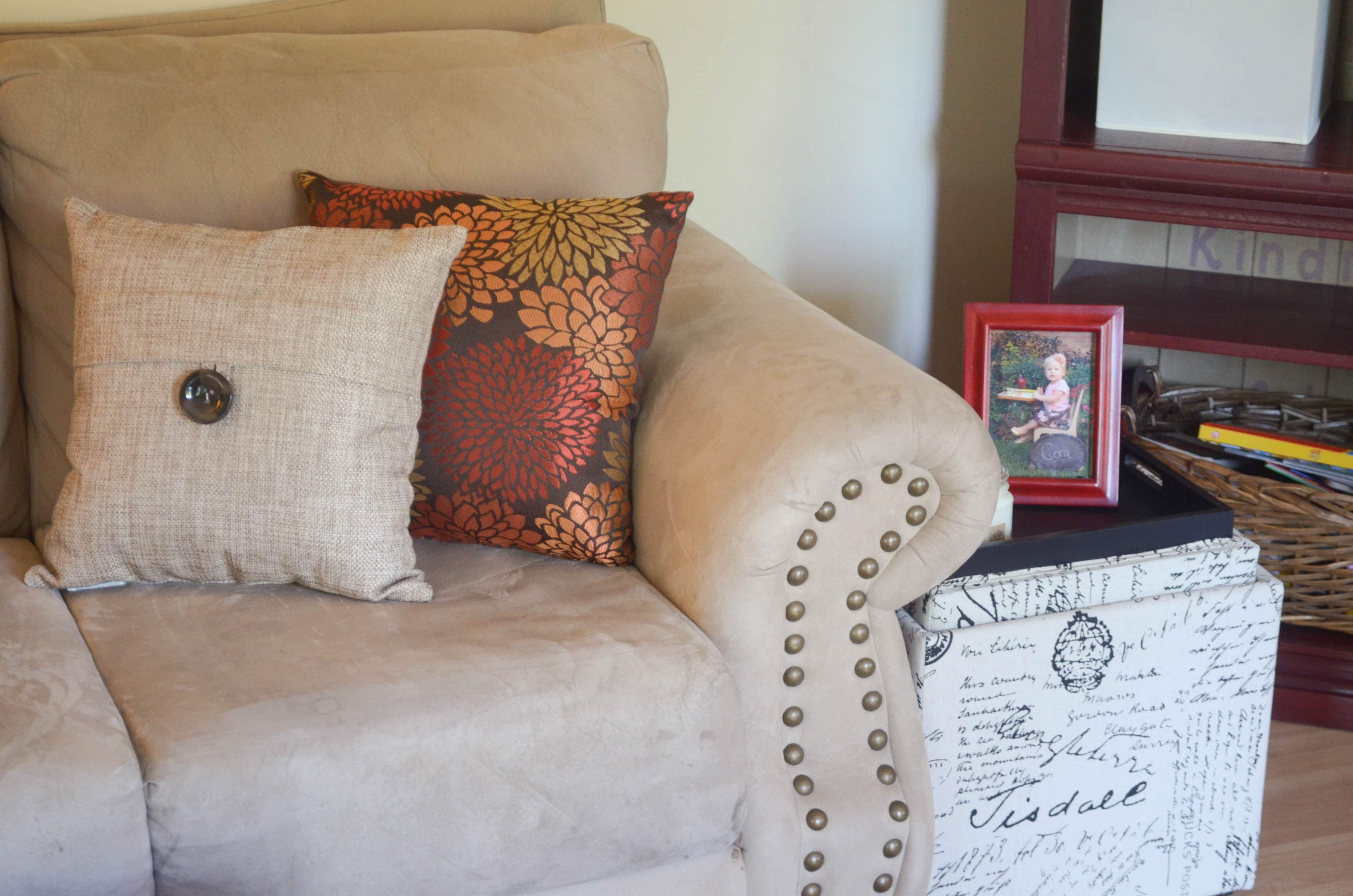 Simple Home Decor Updates With Big Lots - Mommy Hates Cooking
