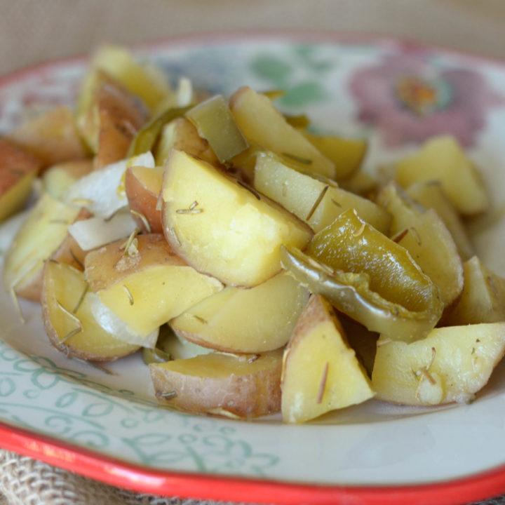 Baked Potato Medley