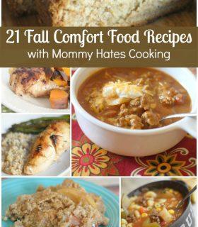 21 Fall Comfort Food Recipes