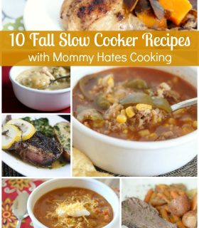 10 Fall Slow Cooker Recipes