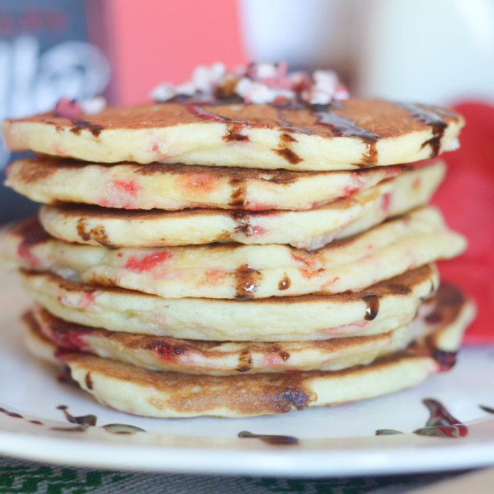 Peppermint Pancakes