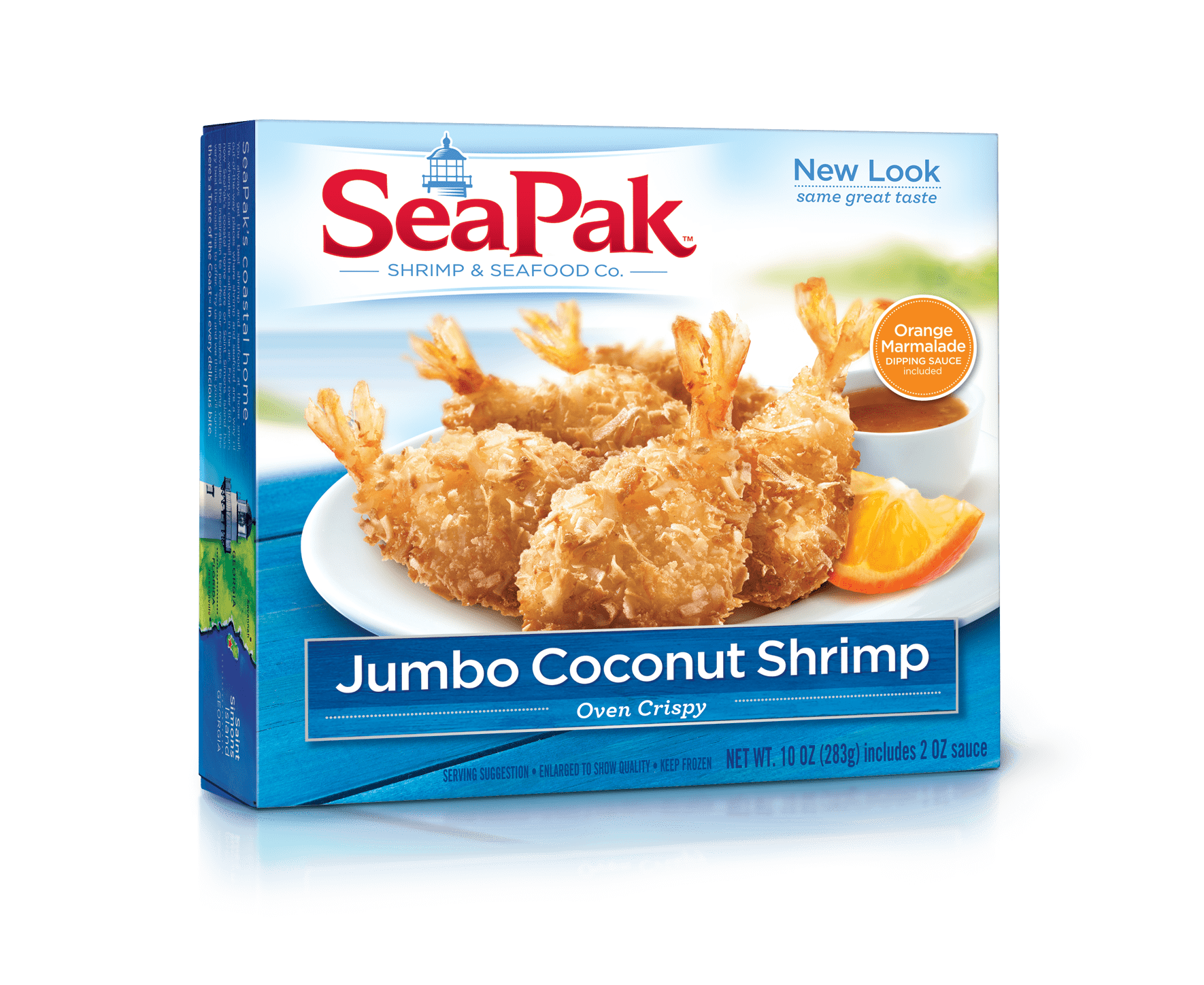Giveaway + Ham Wrapped Coconut Shrimp with SeaPak - Mommy ...