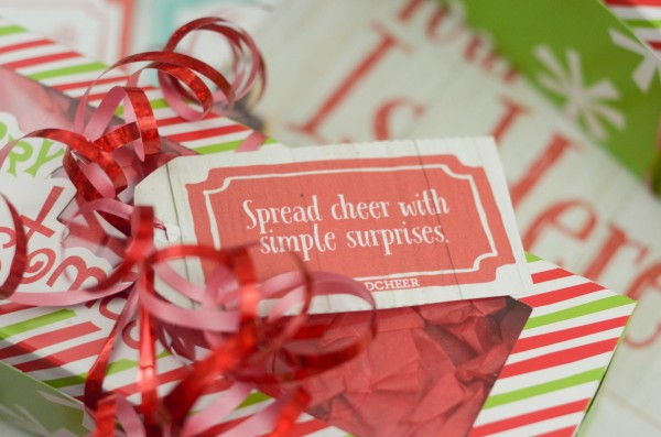 Giveaway + FREE Printables & Spread Cheer for the Holidays #SpreadCheer {ad}