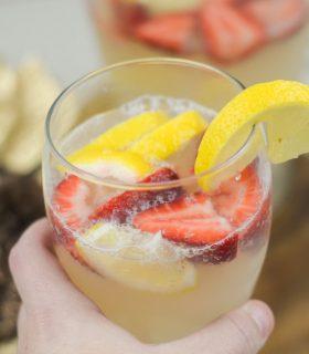 Lemon Berry Spritzer