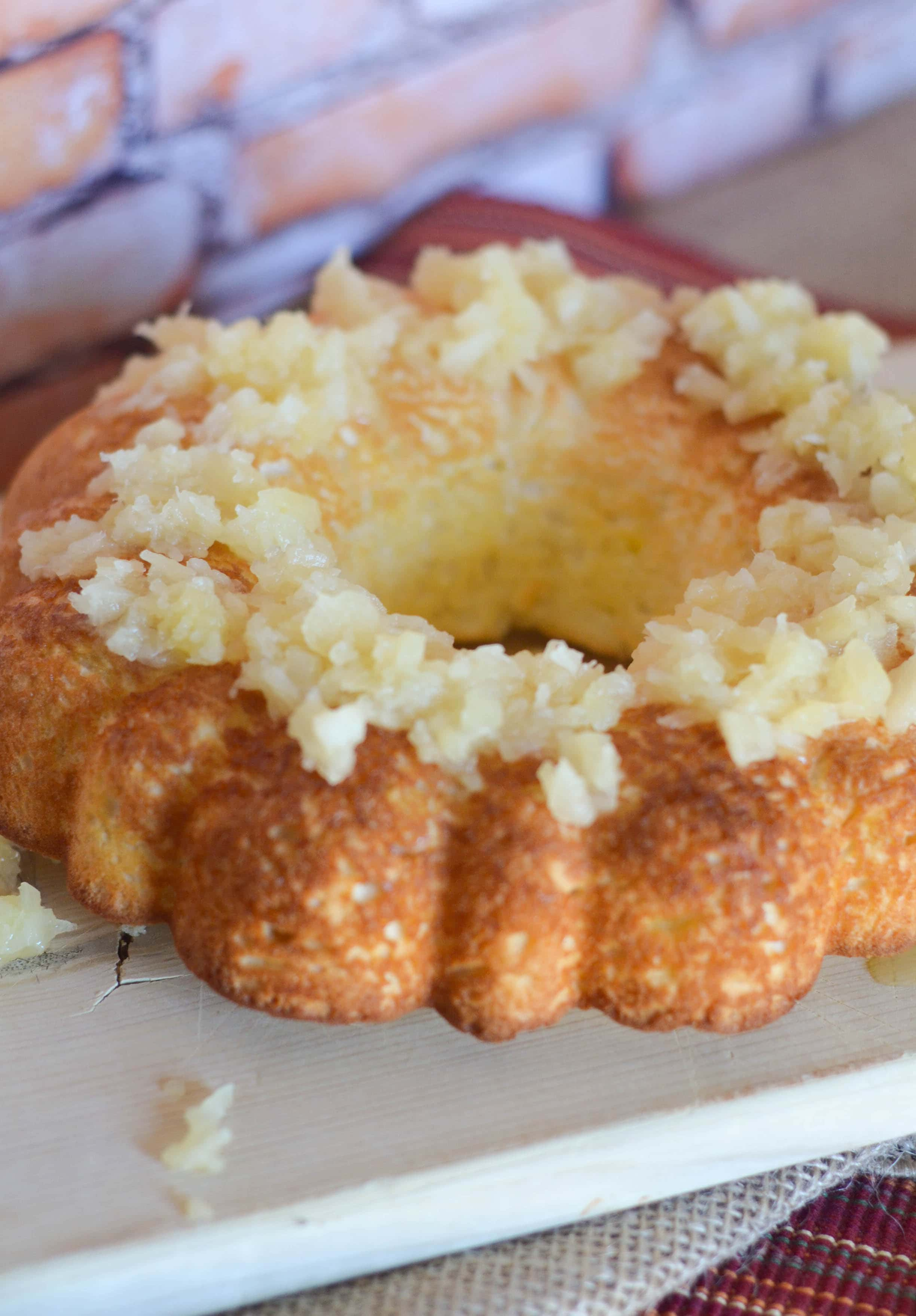 Angel Food Cake Pineapple Topping
