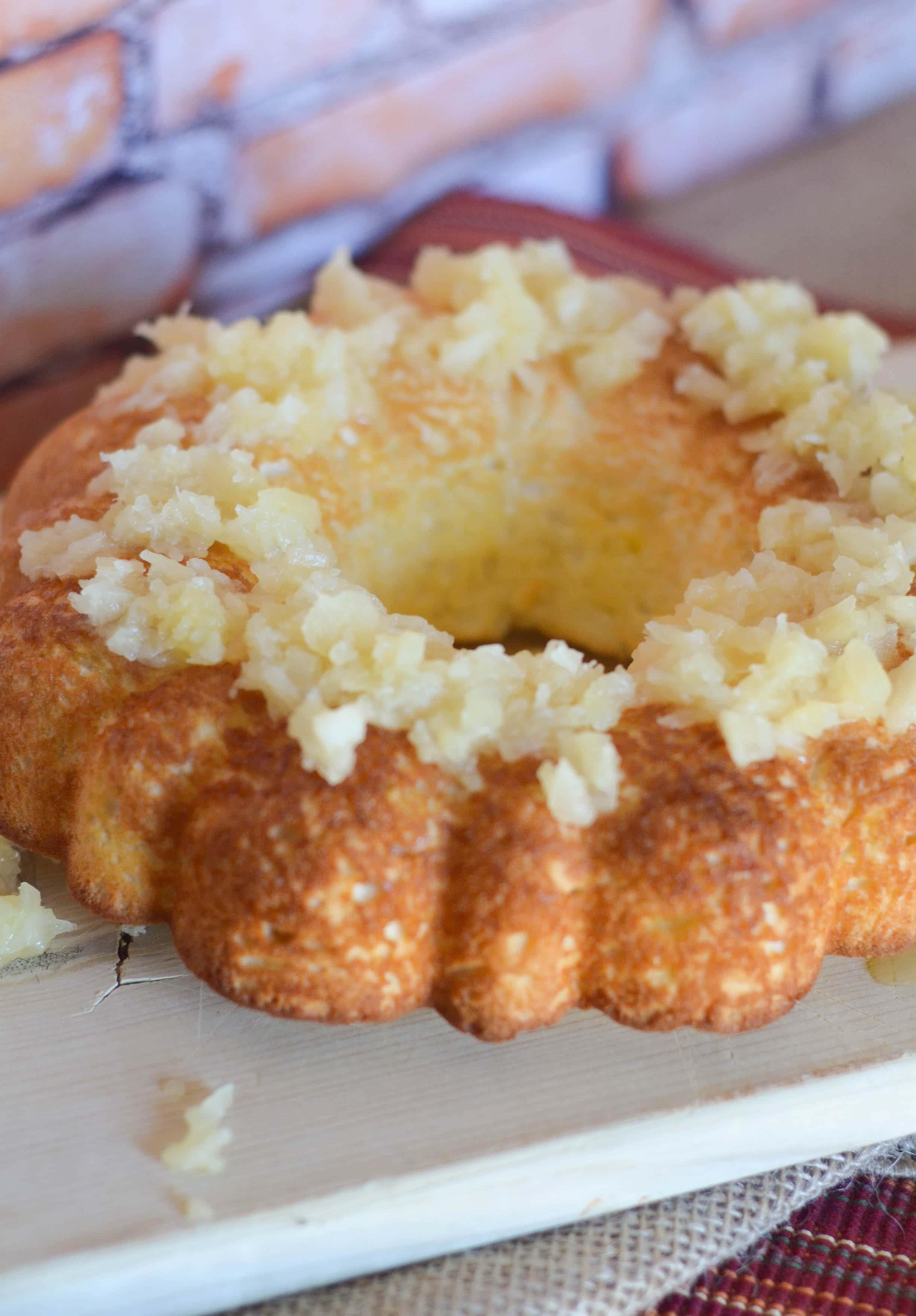 How Much Gluten In Angel Food Cake