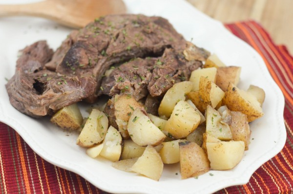 Slow Cooker Ranch Roast