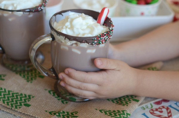 Hot Chocolate Bar with TruMoo #TryitHot #ad